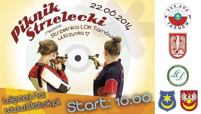 I Tarnowski Piknik Strzelecki