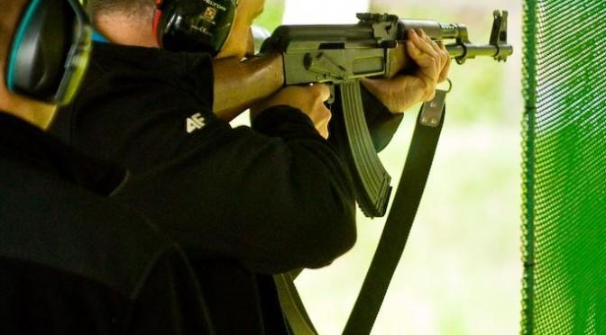 Kurs Instruktora Strzelectwa i Sportów Obronnych LOK