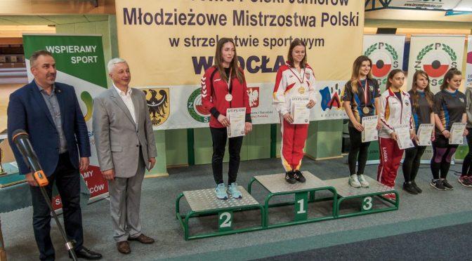 Mistrzostwa Polski Juniorów w Strzelectwie Sportowym Wrocław 2017