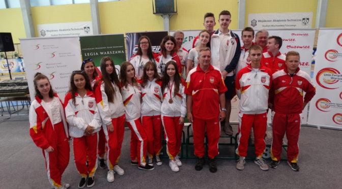 Finał Ogólnopolskiej Olimpiady Młodzieży w sportach letnich w Warszawie