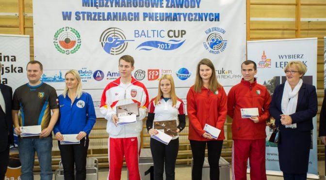 """Zawody klasyfikacyjne PZSS """"Baltic Cup 2017"""""""